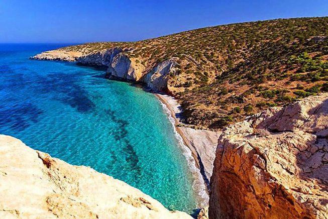 Strand op Gavdos